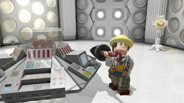 LEGO Dimensions Doctor Who - 7th Doctor
