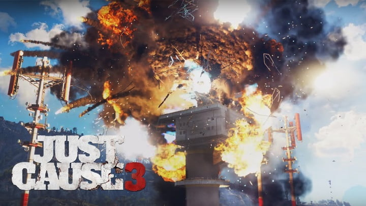 Just Cause 3 Playable for Free on Xbox One This Weekend