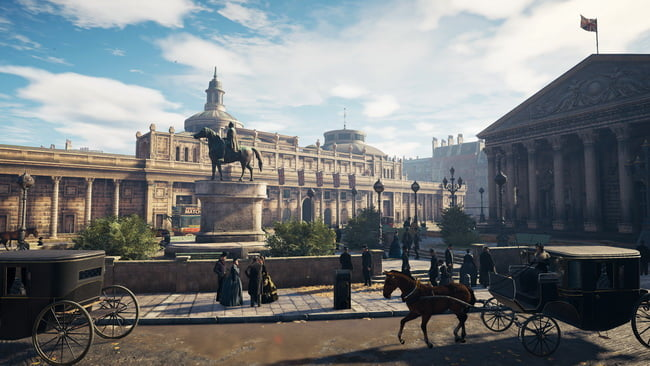 Assassin's Creed Syndicate Bank of England