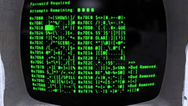 Fallout hacking dud removed