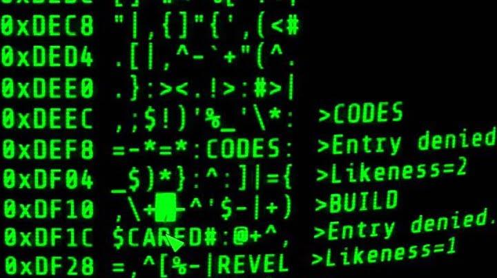Fallout hacking likeness