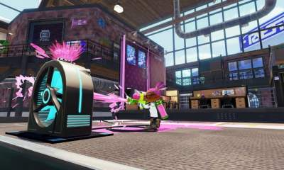 final Splatoon map Ancho-V Games