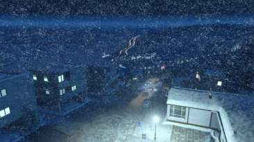 Cities: Skylines Snowfall 04