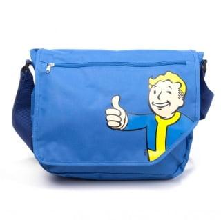 Fallout Vault Boy messenger bag