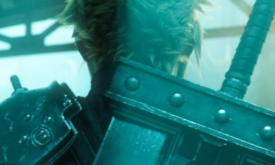 Final Fantasy VII - videogames stuck in the past