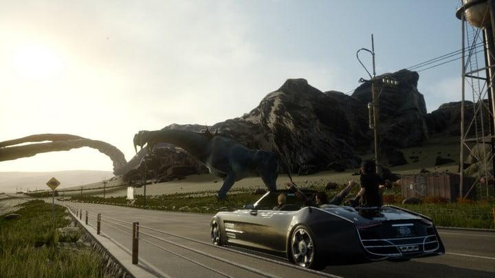 Final Fantasy XV screenshots 11