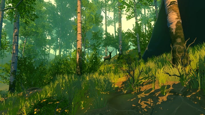 Firewatch review screenshot 03
