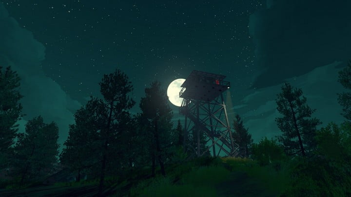 Firewatch review screenshot 04