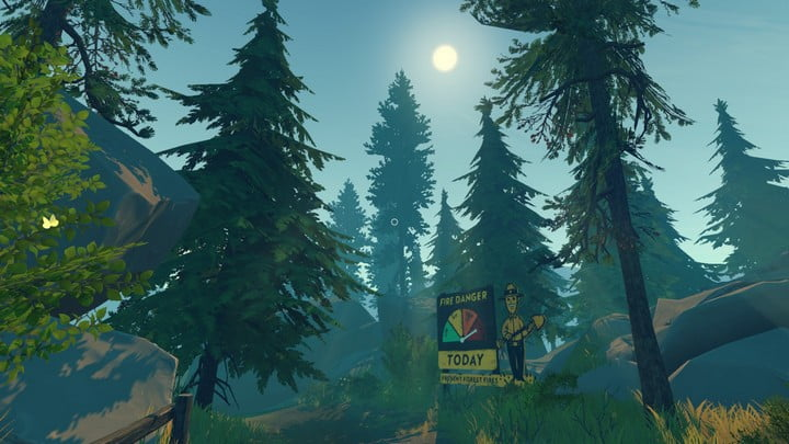Firewatch review screenshot 10