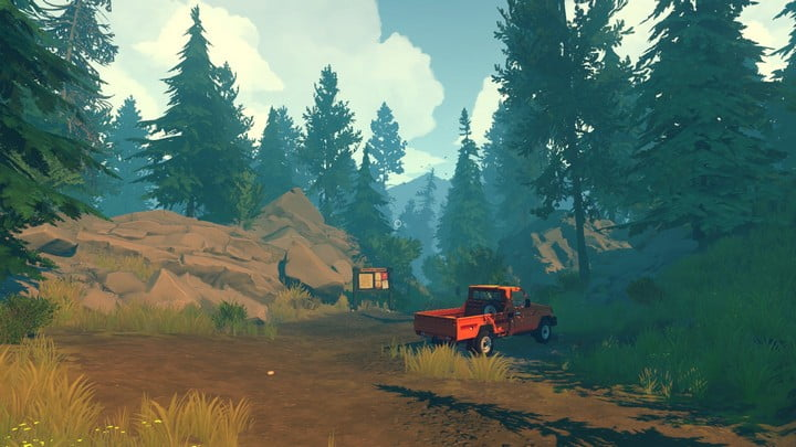 Firewatch review screenshot 11