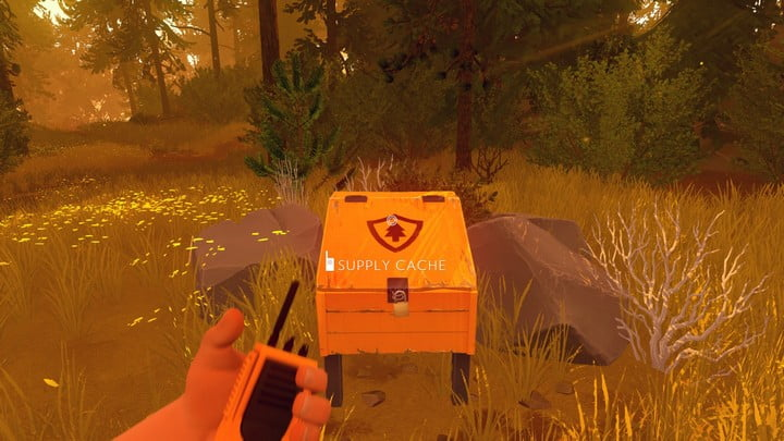 Firewatch review screenshot 17