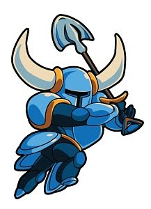 Shovel Knight - past and future together