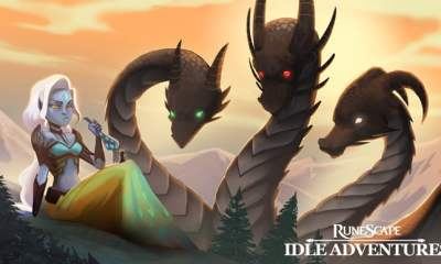 Runescape:: Idle Adventures
