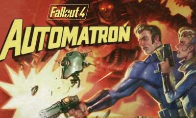 Fallout 4 Automatron trailer