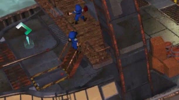 Final Fantasy VII Red XIII Shinra uniform
