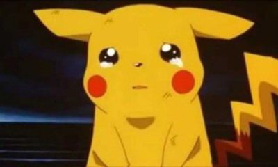 Rage quit Pokken Tournament sad Pikachu