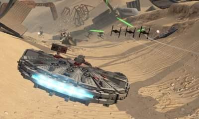 LEGO Star Wars: The Force Awakens - Millennium Falcon