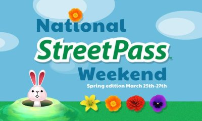 National Streetpass Weekend 3DS
