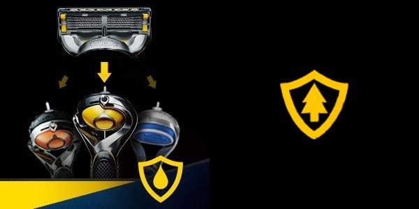 Gillette stolen Firewatch logo