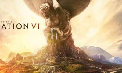 2K announces Civilization VI