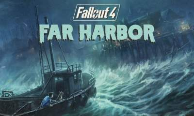 Fallout 4 Far Harbor trailer