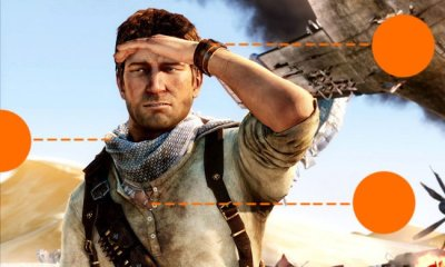 Uncharted - Nathan Drake cosplay