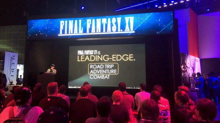 Final Fantasy XV - Tabata