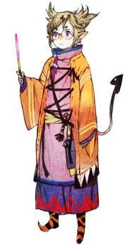 I am Setsuna - Kir