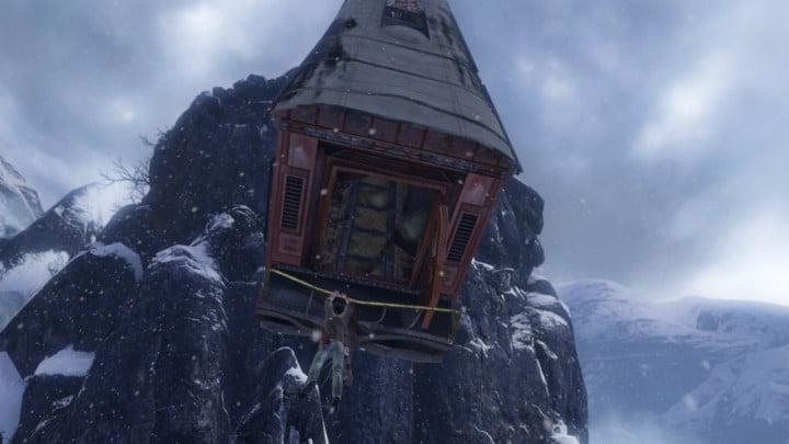 Neil Druckmann - Uncharted 2 train