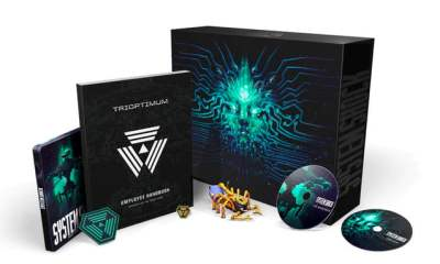 System Shock reboot kickstarter
