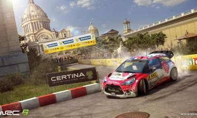WRC6 Artwork