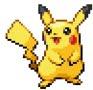 Pikachu sprite