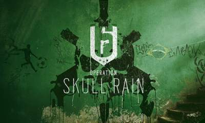 Rainbow Six Siege Skull Rain update