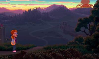 Thimbleweed Park Delores trailer