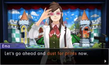 Phoenix Wright: Ace Attorney - Spirit of Justice screenshot 2