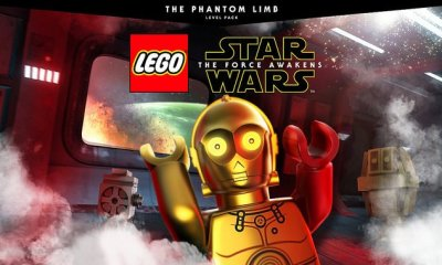 LEGO Star Wars The Force Awakens The Phantom Limb