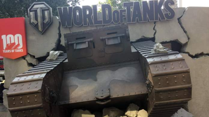 100 Years of Tanks - World of Tanks