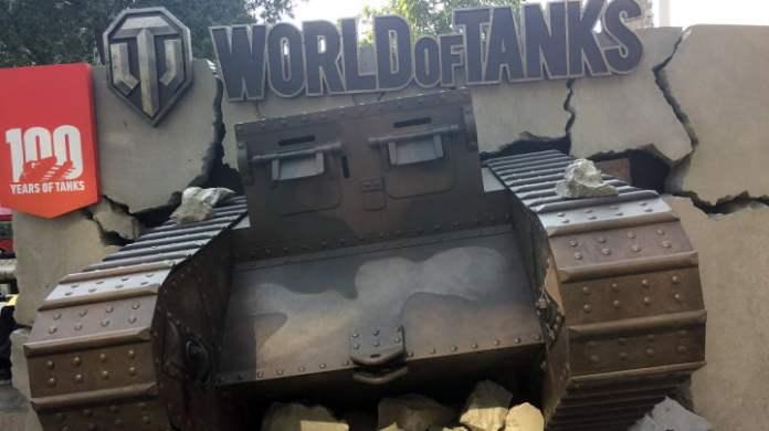 100 Years of Tanks - World of Tanks