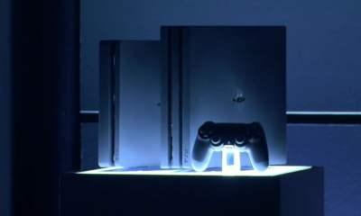 PS4 Pro - PlayStation Meeting