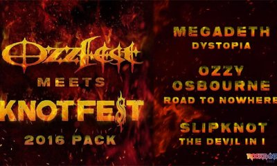 Rock Band 4 - Ozzfest meets Knotfest 2016 Pack
