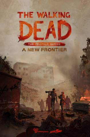 The Walking Dead - A New Frontier poster