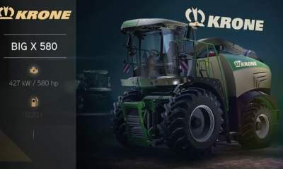 Farming Simulator 17 - Garage
