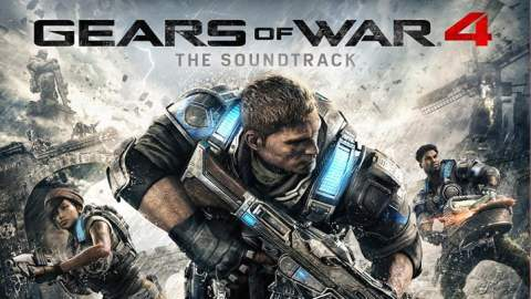 Gears of War 4 soundtrack