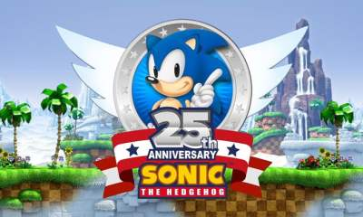 Sonic the Hedgehog - 25th Anniversary