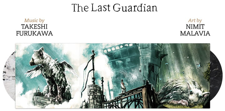 The Last Guardian - iam8bit