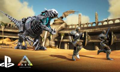 ARK: Survival Evolved update launches today - Thumbsticks