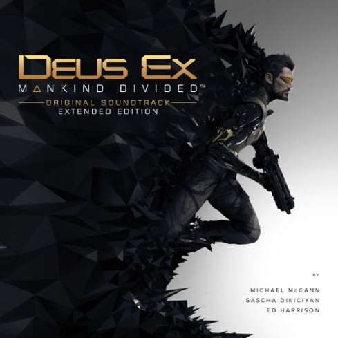 Deus Ex: Mankind Divided - Extended Edition cover art