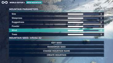 Mark McMorris Infinite Air world editor 01