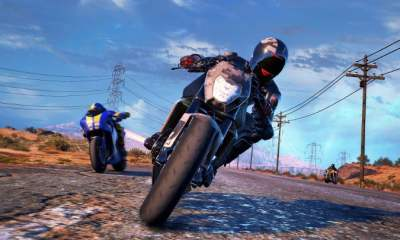 Moto Racer 4 out now