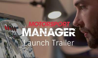 Motorsport Manager out now